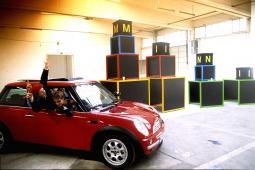 MINI Street Performance | Visionality of Amiel Pretsch
